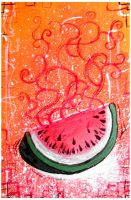 Boards 3 - Ether Watermelon by Mensaman