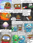 Manx's Great Space Adventure Page 1 by TheCreatorOfSoften