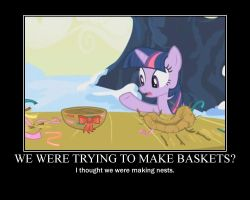 Twilight Sparkle Motivational by CrossoverPrincess