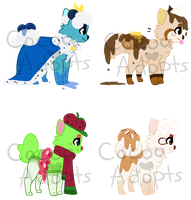 Desert Cat Adopts .:CLOSED:. by CocoaAdopts