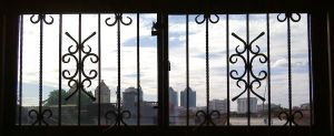 city from the window by chuckTHEchick