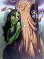 Elphaba by keepsake20