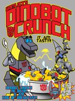 Grimlock's Dinobot Crunch by TheMonsterfink
