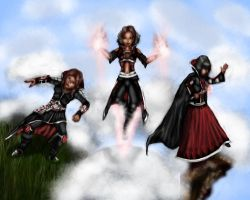 Sirens of Annihilation by Norrender