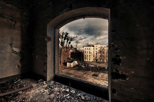 In hope of a better future by malanski