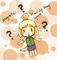 - Isabelle Asks - by luminaura