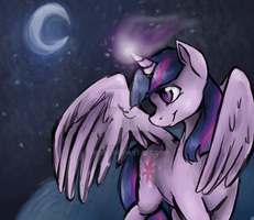Moonlight Twilight by RessQ