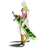 League of Legends - Riven Colored by Seth-Cypher