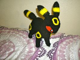 Umbreon Amigurumi by PrincessPegasister