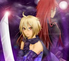 TOSymphonia: Till our paths meet again by lead-and-imagination