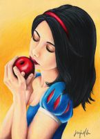 Snow White by ArteDiAmore