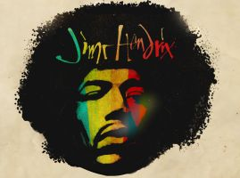 Bold As Love: Jimi Hendrix by yorkey-sa
