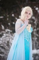 Cold never bothered me-what the hell I'm freezing! by GrimildeMalatesta