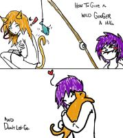how to catch a ginger by I-Am-NOT-Poe