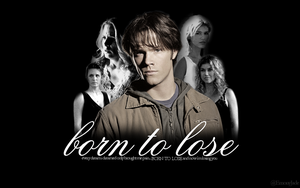Wallpaper: Born To Lose by EmonyJade