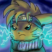 thunder by timmy-gost