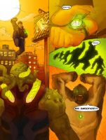 What if Ben 10 is a legit comic book - Page 1 by leonardovincent