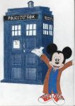 Mickey and the Magical TARDIS by JessicaSenpai