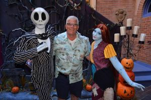 dad with Jack and Sally by PrincessCarol