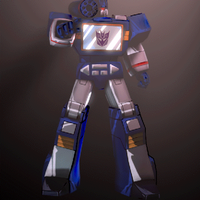 Soundwave (Now on SFM Workshop) by GeniusGT