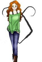 Clary-Mortal Instruments by WingsR4flying