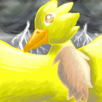 Zapdos... by pokefan