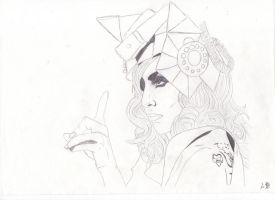 Lady GaGa   Telephone by angeltelimi23