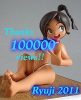 Thanks 100000 by celsoryuji