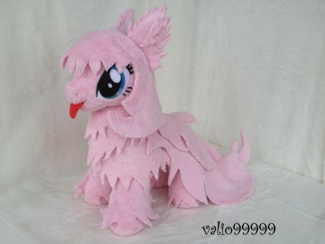 My Little Pony Fluffle Puff by valio99999