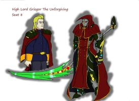 08 High Lord Griegor the Unforgiving by 0verlordofyou