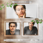 +Photopack png de Dylan O'brien. by MarEditions1
