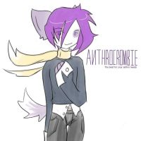 ANTHROCROMBIE by kitten-boy