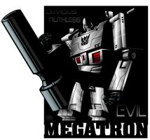 Megatron-colored by lordmesa