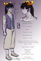 gypsin petriz : fantroll by buttmafia