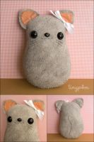 A Mouse called Madeleine by tinypom