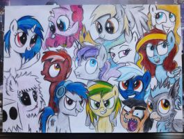 Bronies I Like by VickyCupcake