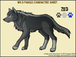 Wild Fangs Sheets_Zed by Tenaga