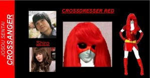 Crossanger - CD Red by lurdpabl