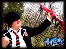 Blue Exorcist - Total Win by GoodDokCosplay