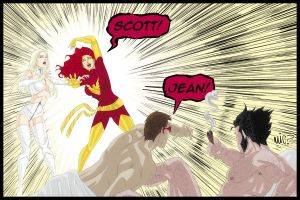 The REAL Death of Jean Grey by micQuestion