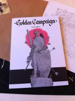 Golden Campaign Volume 2 available online. by cromArt