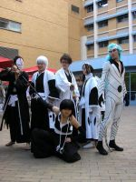 Manifest 08 Bleach Group by andycamcosplay