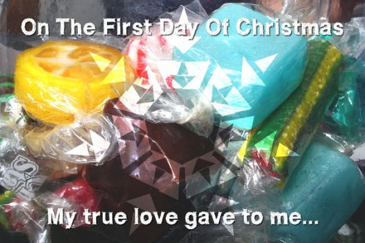 2009 1st Day of Christmas by 7x7