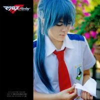 Macross Frontier: Learn To Fly by behindinfinity