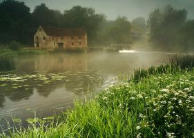 Sturminster Newton Mill by SebastianKraus