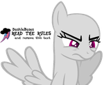 MLP Base: I will DASH yo bitch ass outta here by DashieBases