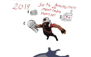 2019 Heavy Moon Set by impostergir007