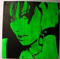 Joan Jett by chrispjones