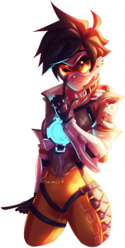 TRACER by Glamist