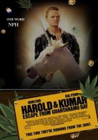 DVD Cover 2 Harlod & Kumar2 by Timeothy333